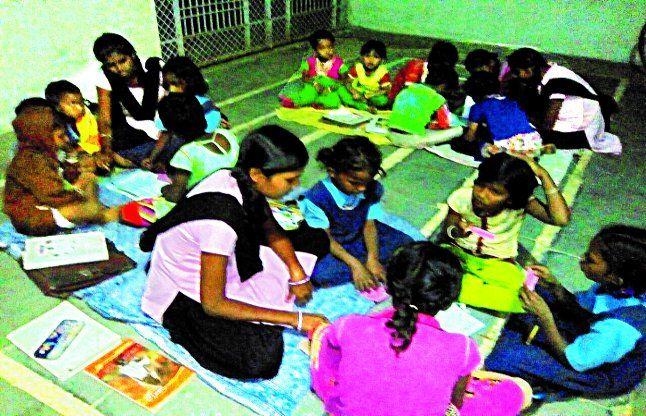 ओपन स्कूल में खुद पढ़ी, हर दिन गांव में 1 घंटा पढ़ाकर जगा रही शिक्षा की अलख