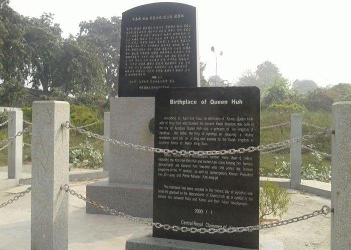 बदहाल है रानी हो का स्मारक, कैसे मज़बूत होंगे भारत और कोरिया के रिश्ते