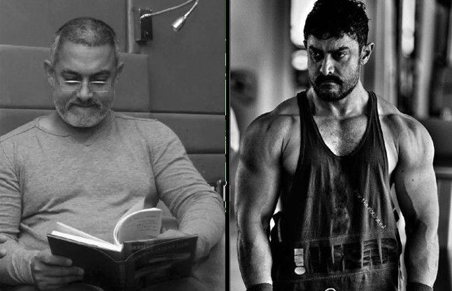 'दंगल' को कम्प्लीट करने में आमिर को लगे दो साल