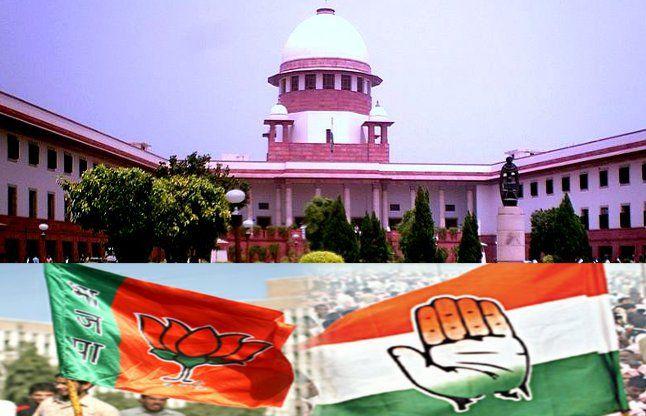 विदेशी कंपनियों से चंदा लेने के मामले में Cong, BJP ने याचिका वापस ली