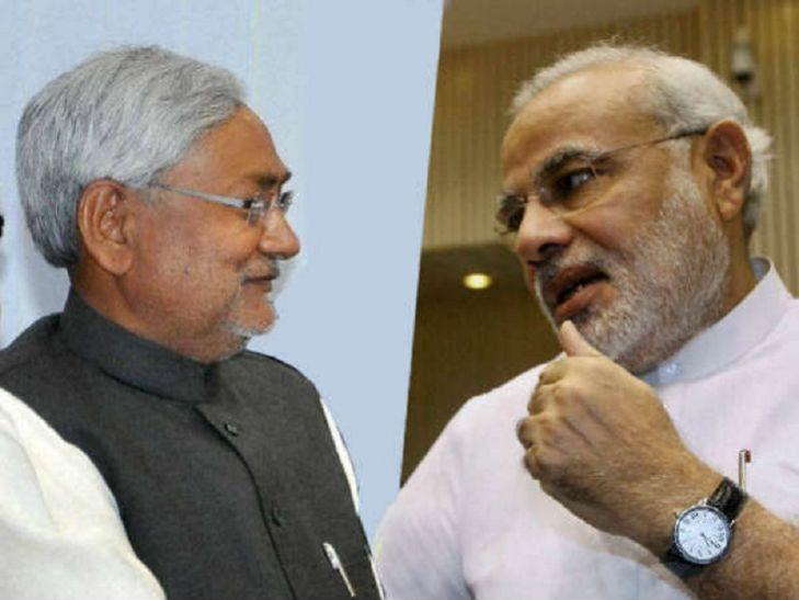 नीतीश कुमार के पीएम मोदी समर्थन से मतदाता परेशान, विधानसभा चुनाव में किधर जायेंगे वोटर