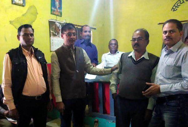 नायब तहसीलदार का रीडर ट्रैप, नाना की जमीन सुधार के लिए मांगी थी 3500 रुपए की रकम