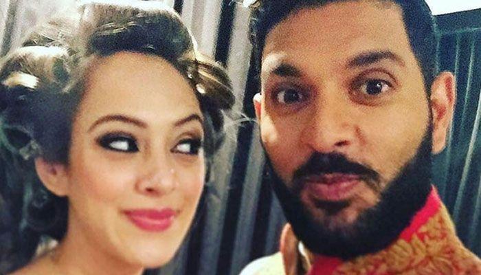 आज युवराज-हेजल की शादी, संगीत सेरेमनी में इंडियन क्रिकेटर्स ने किया डांस