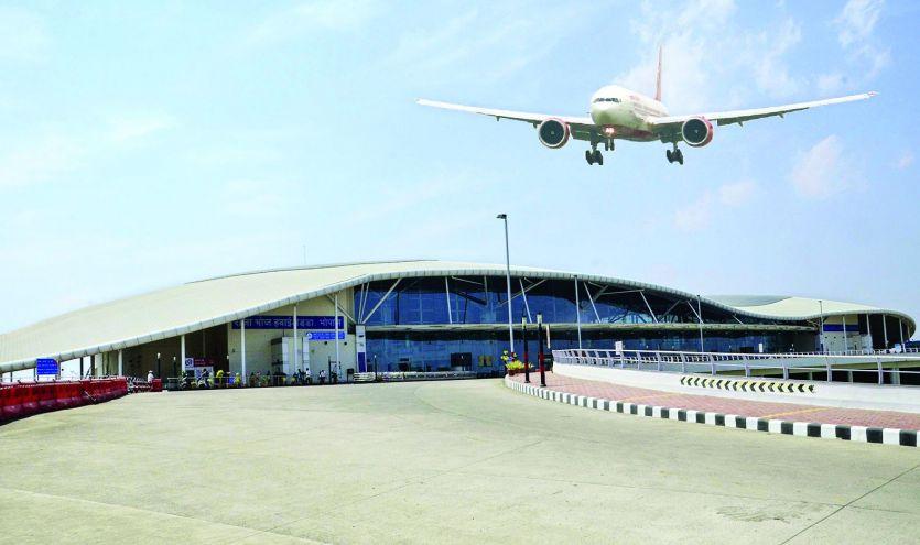 यात्रियों को पसंद नहीं आया भोपाल एयरपोर्ट का माहौल और साफ-सफाई