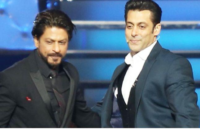 शाहरुख, सलमान एक अवार्ड शो की मेजबानी करेंगे