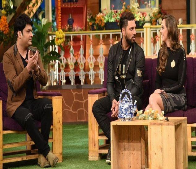 Kapil Sharma Show पर हेजल और अपने रिश्ते के बारे में युवराज सिंह ने किए ये 6 खुलासे