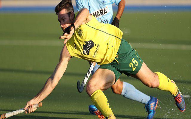ऑस्ट्रेलिया ने भारत से की हॉकी सीरीज 1-1 से  बराबर