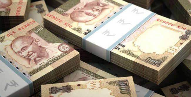 नोटबंदी से देश को 1.28 लाख करोड़ रुपए की चपत
