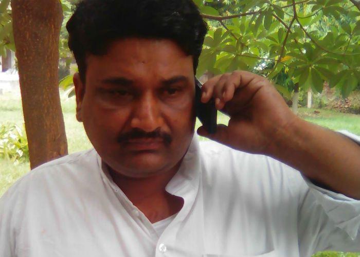 पुलिस ने भाजपा नेता को लिया हिरासत में, लगे संगीन आरोप