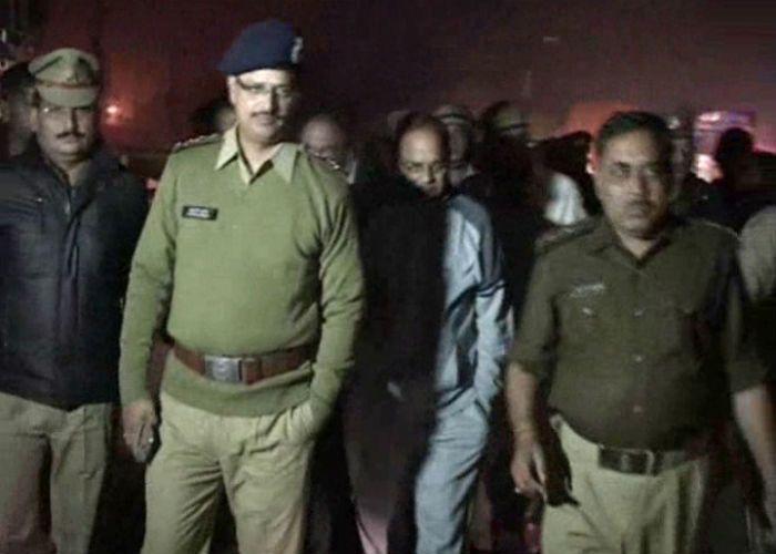 आगजनी और पथराव करने वाले 200 उपद्रवियों पर केस दर्ज, 8 गिरफ्तार