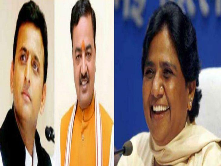 सपा और भाजपा में तेज हुई गुटबंदी, बीएसपी को मिलेगा फायदा