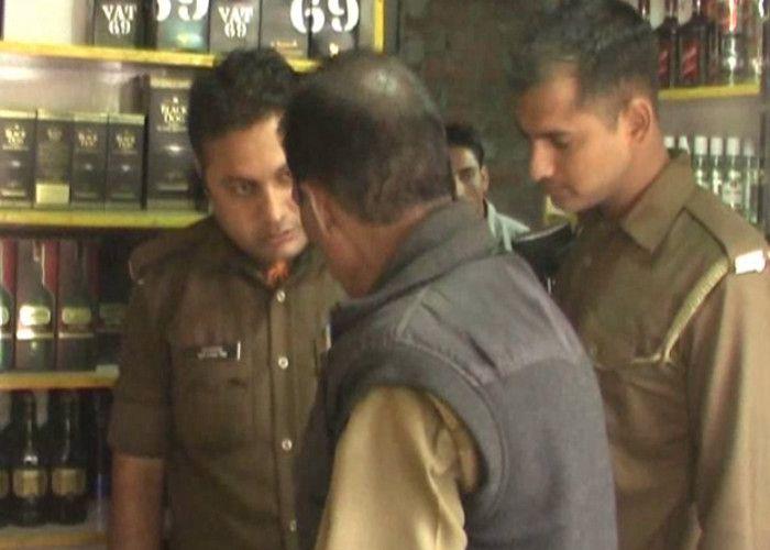 यूपी का लेबल चिपका कर बिक रही हैं इस प्रदेश की नकली शराब, पुलिस ने किया खुलासा