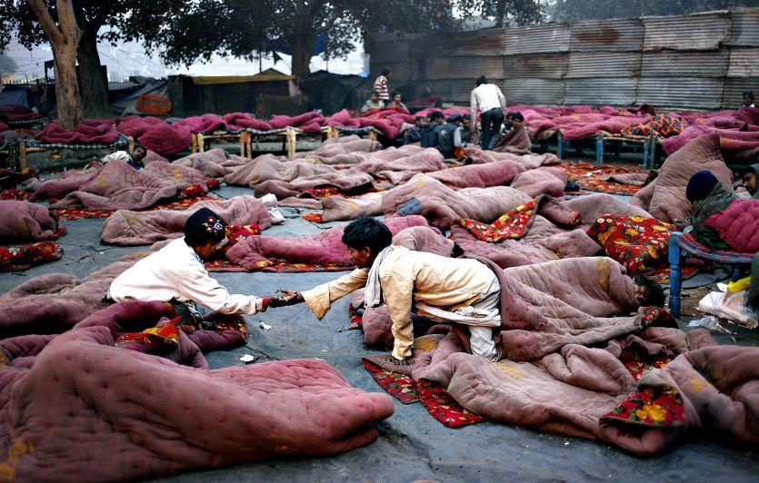 इस जिले के गरीबों को ठंड से बचाने के लिये शासन ने किये ये उपाय