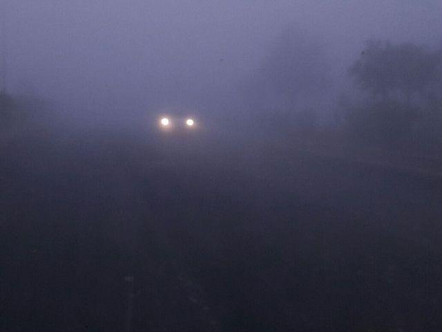 घना कोहरा: सड़क, रेल, हवाई यातायात पर हुआ असर