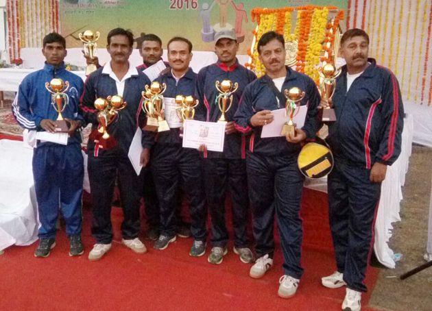 खेल स्पर्धाओं में जिले को छह पदक
