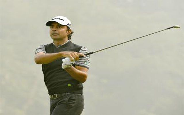 पैनासोनिक ओपन गोल्फ में ज्योति रंधावा और मुकेश को संयुक्त बढ़त