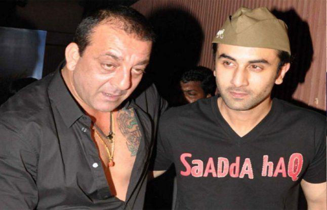 घर पर दी पार्टी में संजय दत्त ने इस तरह की रणबीर की बेइज्जती
