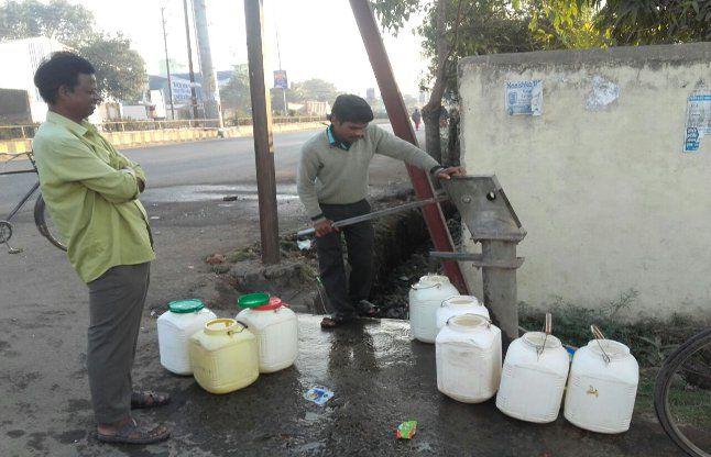 ये है देश का पहला छावनी क्षेत्र, जहां मशीन से मिलेगा पानी