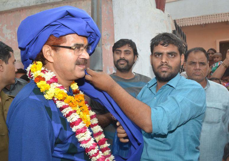 जानिये पूर्व मंत्री रामवीर उपाध्याय का पॉलिटिकल कैरियर, पश्चिमी यूपी में BSP का ब्राह्मण चेहरा