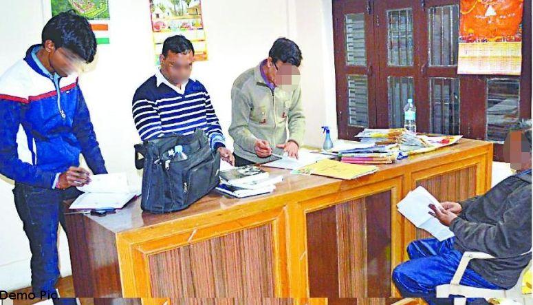 सराफा व हवाला कारोबारी के ठिकानों पर आयकर का छापा