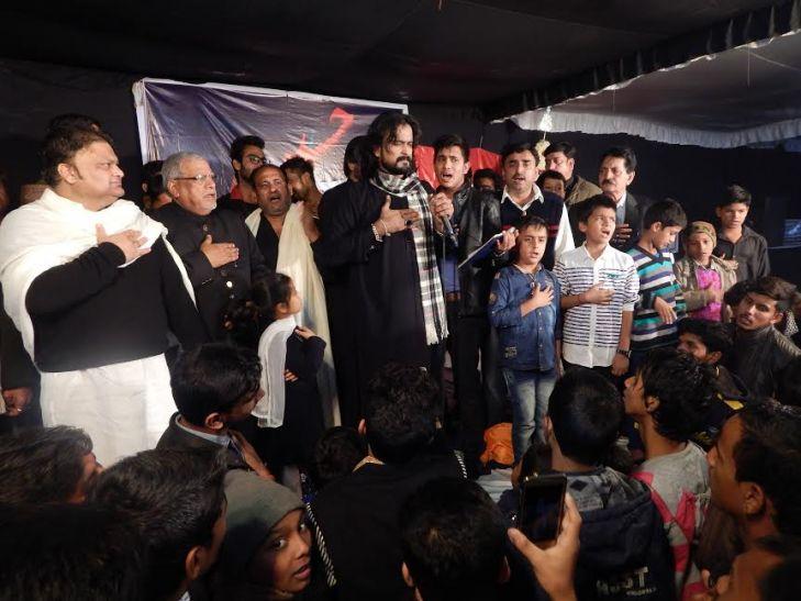 पाकिस्तानी मशहूर नौहाख्वां: हिंदुस्तान से ज्यादा कहीं नहीं मिलती मुहब्बत, दोस्ती कायम इसलिए मिला वीजा