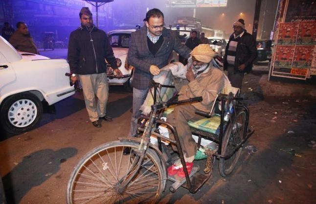 डीएम जुहैर बिन सगीर ने फिर पेश की मिसाल, आधी रात में घर से निकल किया ये काम