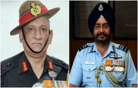 वरिष्ठता को नजरअंदाज कर Lt.Gen रावत बनाए गए नए सेना प्रमुख