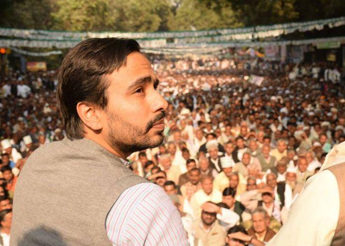 2013 दंगाें के बाद पहली बार रालाेद ने मुजफ्फरनगर में किया ये काम