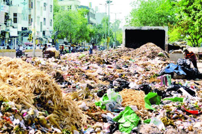 खुले में कूड़ा जलाने पर बैन, रायपुर मेंरोजानाजलाया जाता है 125 टन कचरा