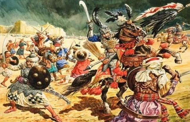 जाटों की सेना ने तैमूर लंग को खदेड़ा था, मेरठ और हरिद्वार में हुआ था भीषण युद्ध