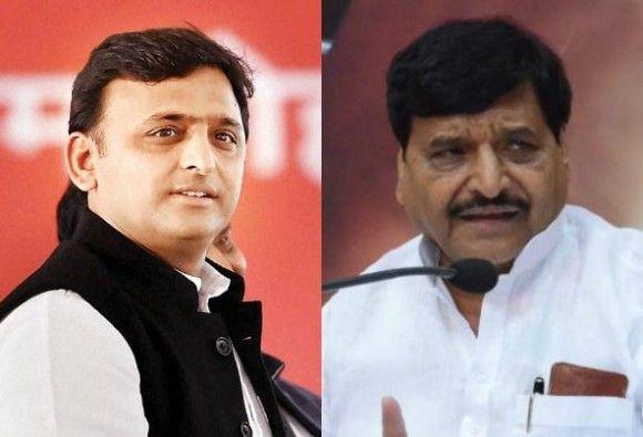 चाचा भतीजे की लड़ाई में आजमगढ़ के ये तीन विधायक बन सकते हैं बलि का बकरा