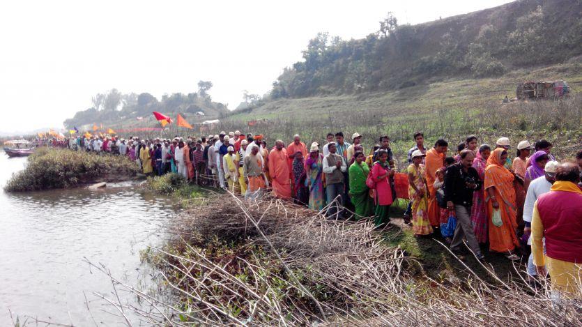 नर्मदा यात्रा के बाद अब भाजपा निकालेगी जल पूजन यात्रा