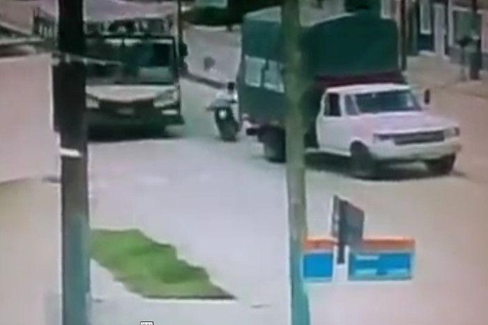 इस वीडियो को देखकर आप भी कहेंगे दुर्घटना से देर भली