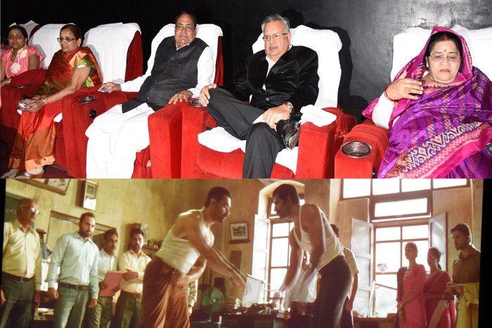 आमिर खान की 'दंगल' देख गदगद हुए CM रमन, फिल्म CG में है टैक्स फ्री