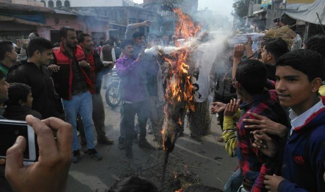 'आरएसएस के दलाल हैं अमर सिंह'