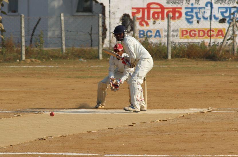 डीसीए बालाघाट ने बरघाट को एकतरफा हराया