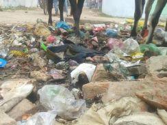 संविदा सफाईकर्मियों की नियुक्ति पर रोक का बनारस में असर
