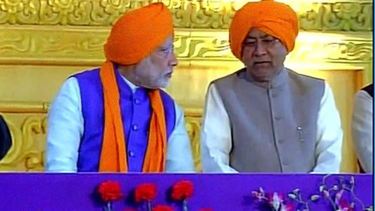 JDU ने BJP को दिया 'दही-चूड़ा' का न्योता, कांग्रेस नाराज