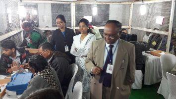 हरदा चुनाव : अध्यक्ष पद पर भाजपा प्रत्याशी सुरेन्द्र जैन 6800 वोटों से आगे