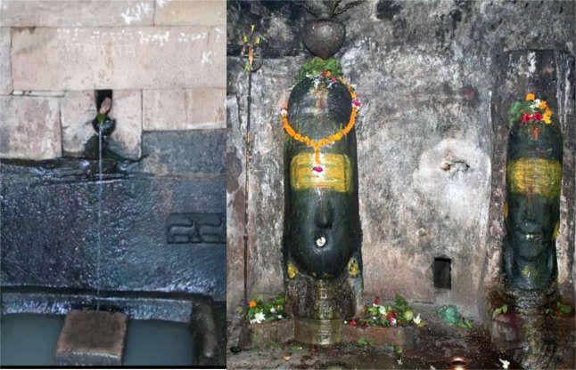 सदियों से रिस रहा है इस पहाड़ से पानी, अंकगणित के हिसाब से सजे हैं मंदिर