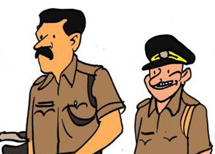 पुलिस के जवानों ने 20 एकड़ में लगी पोस्ते की फसल की नष्ट