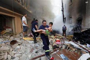 सीरिया: कार ब्लास्ट में 43 मरे, 3 दिन के अंदर दूसरा धमाका