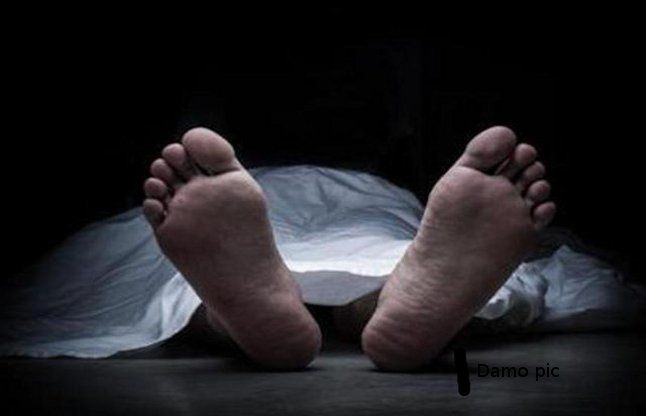 ठंड से युवक की मौत, जंगल में मिला शव