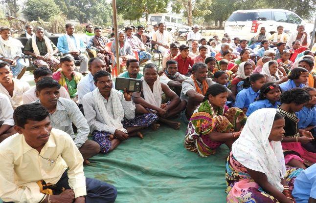'रमन के गोठ' में बोले सीएम, समाज में परिवर्तन लाने का अभियान है 'लोक सुराज'