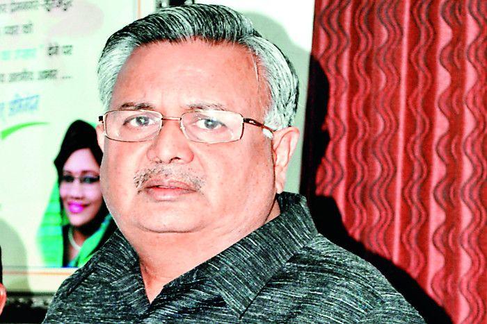 नवीन पटनायक के गढ़ में CM बोले - महानदी मुद्दे का किया जा रहा राजनीतिकरण
