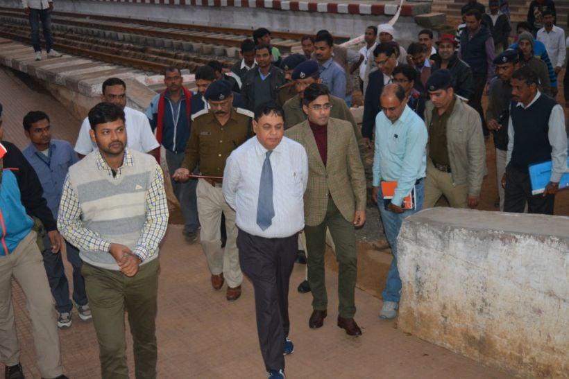 नैनपुर में जोनल प्रशिक्षण केन्द्र व इंजीनियरिंग सेंटर हुआ प्रारंभ