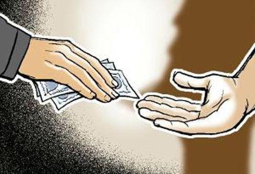 ASB ने मनरेगा पदाधिकारी को 10 हजार रुपए घूस लेते किया गिरफ्तार