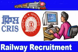 रेलवे में निकली इंजीनियरिंग पास युवाओं के लिए बंपर भर्ती, जल्द करें आवेदन