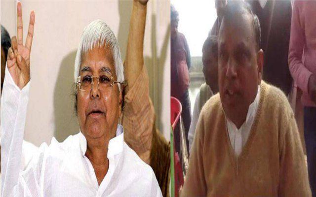 राजद विधायक की फिसली जुबान, लालू यादव को कहा बिहार का सीएम