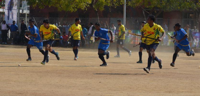 अमृतसर, जालंधर, झांसी और राउरकेला ने जीते मैच